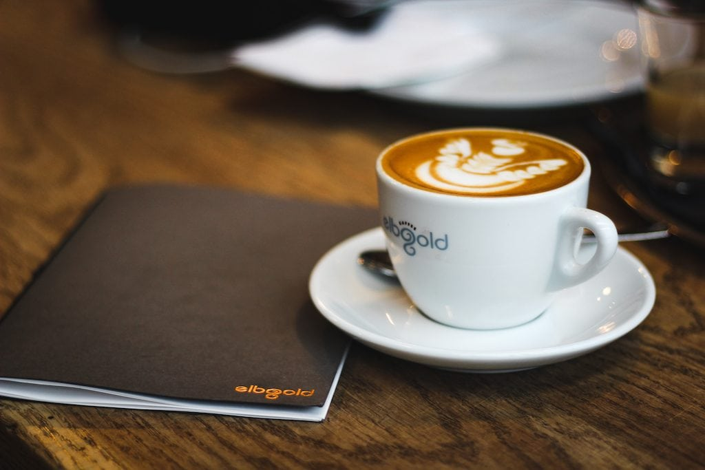 The best coffee and cafes in Hamburg, Germany elbgold roastery