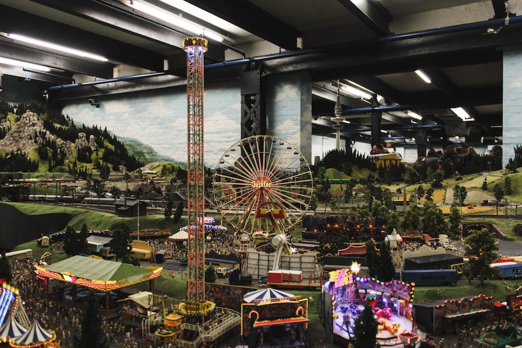 8 alternative things to do in hamburg, germany in winter. miniatur wunderland