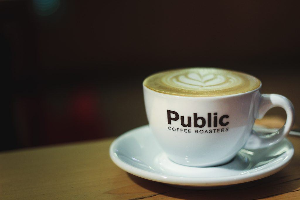the best coffee and cafes in hamburg, germany public coffee roasters flat white