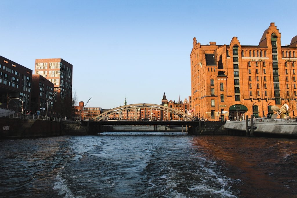 8 alternative things to do in hamburg, germany in winter. river cruise through hamburg