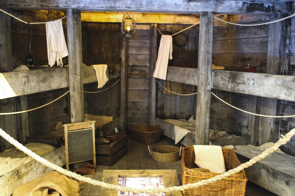 8 alternative things to do in hamburg, germany in winter. emigration museum ballinstadt