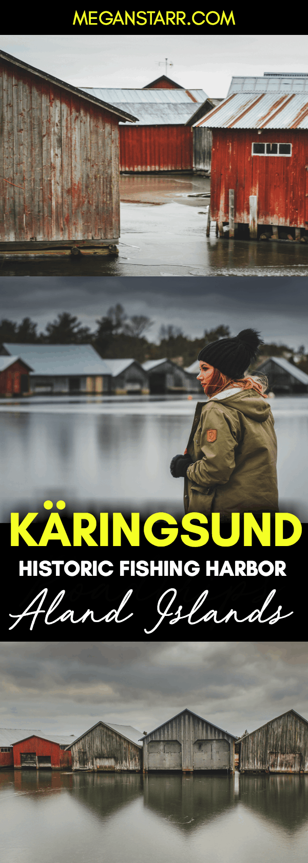 Käringsund, Åland Islands: An Unspoiled Fishing Harbor on Eckerö.  This fishing harbor and resort area in the Åland Islands is the perfect summer or winter getaway.  Click here to see more about the fishing harbor, its history on Vi på Saltkråken, where to stay in Åland Islands, and how to get to the Åland Islands.  #alandislands #finland #offthepath #nordics