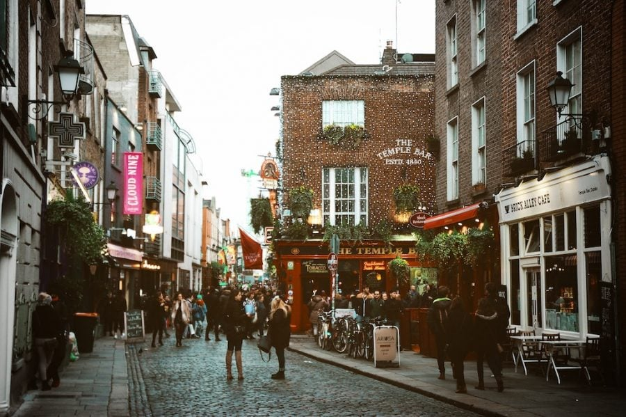 dublin, ireland how to fall in love with ireland in 3 days