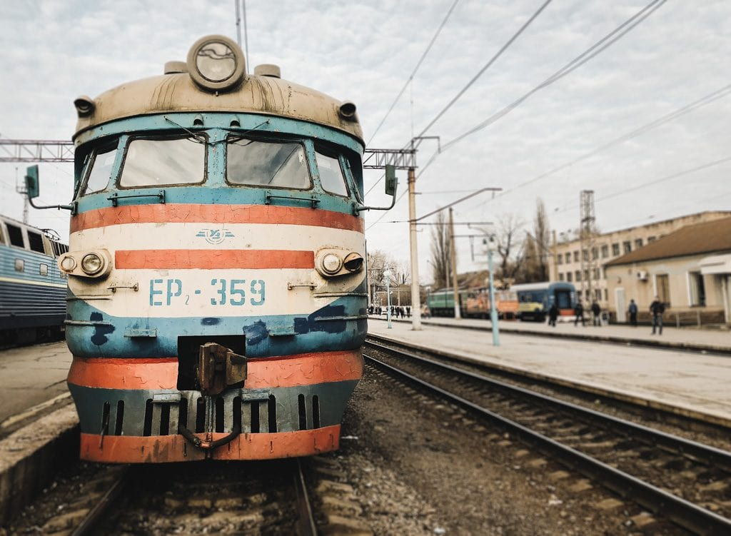 Krivoy Rog, Ukraine: A Quick Travel Guide to a City You Know Nothing About train