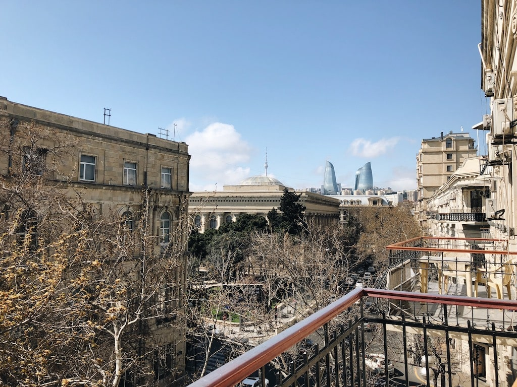 25 Useful Things to Know Before You Visit Baku, Azerbaijan sahil hostel