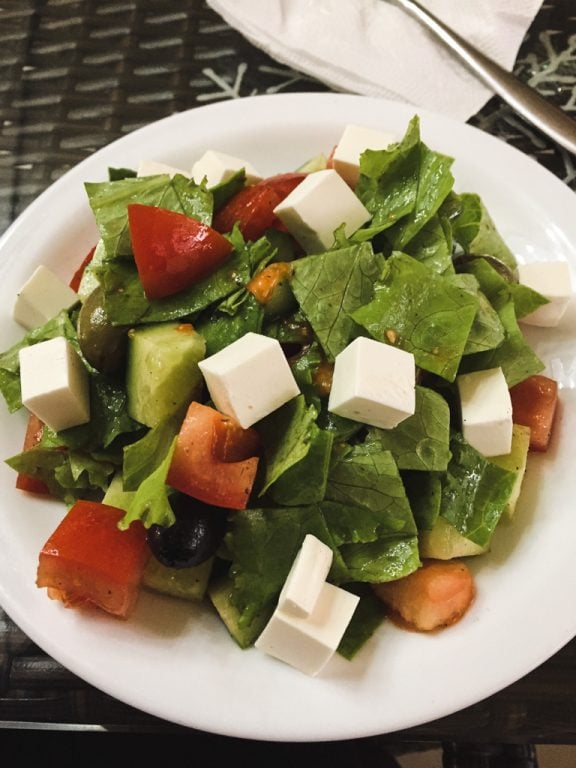 greek salad in osh kyrgyzstan: Kherson, Ukraine: I'll Take French Fries With a Side Order of Corruption, Please