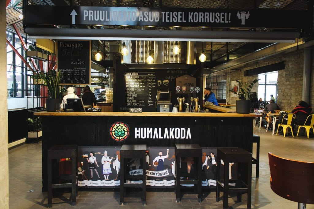 Craft Beer in Tallinn: Where to Drink Estonian Beer in the Capital Humalakoda