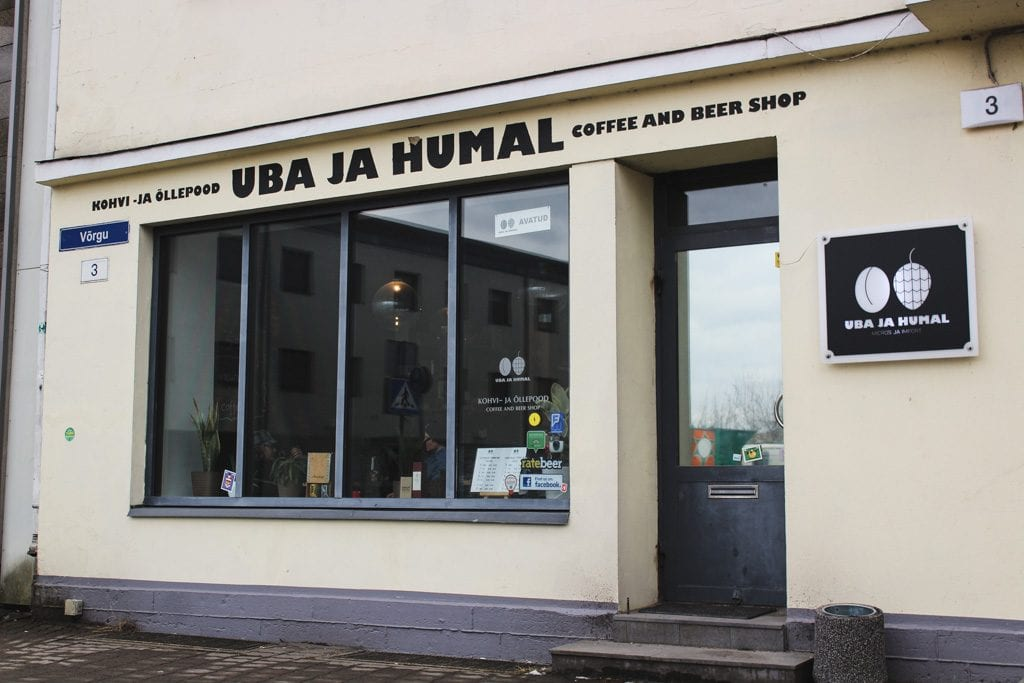 Tallinn Cafes: Where to Find The Best Coffee in Tallinn, Estonia Uba ja Humal