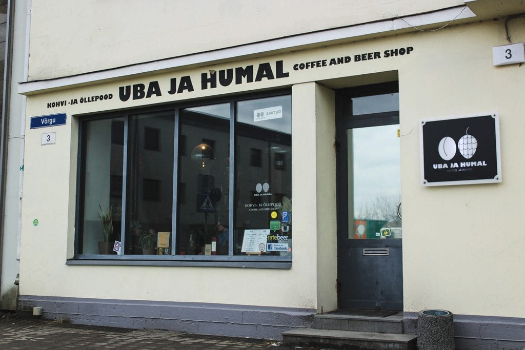 Craft Beer in Tallinn: Where to Drink Estonian Beer in the Capital Uba ja Humal