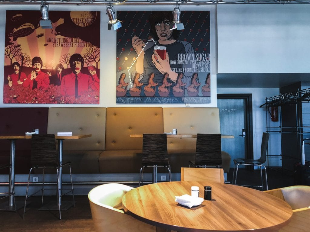 Comfort Hotel LT: Rocking with the Coolest Hotel in Vilnius, Lithuania