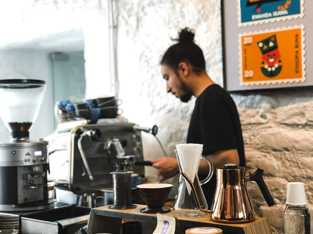 Tallinn Cafes: Where to Find The Best Coffee in Tallinn, Estonia kokomo coffee roasters