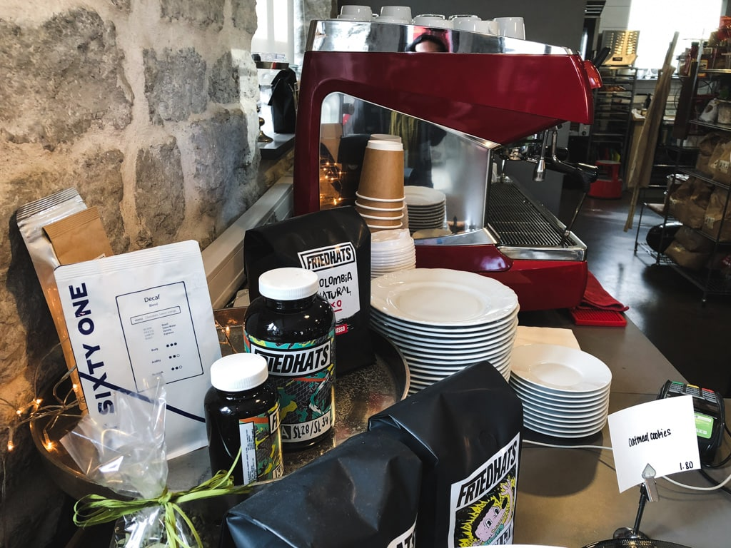 Tallinn Cafes: Where to Find The Best Coffee in Tallinn, Estonia T35 bakery