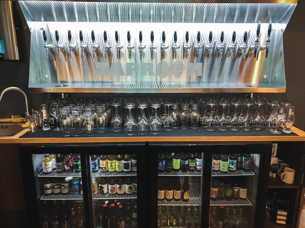 Craft Beer in Tallinn: Where to Drink Estonian Beer in the Capital Uba ja Humal