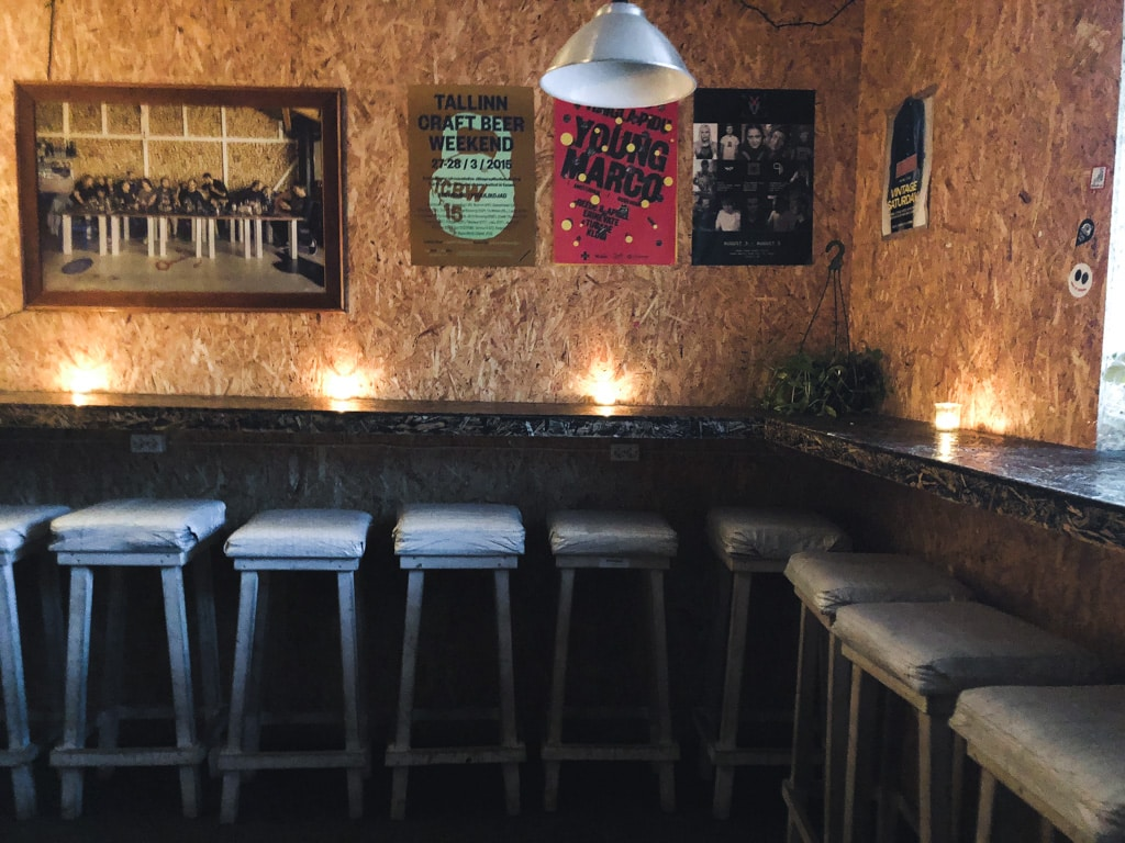 Craft Beer in Tallinn: Where to Drink Estonian Beer in the Capital Pohjala Brewery Speakeasy