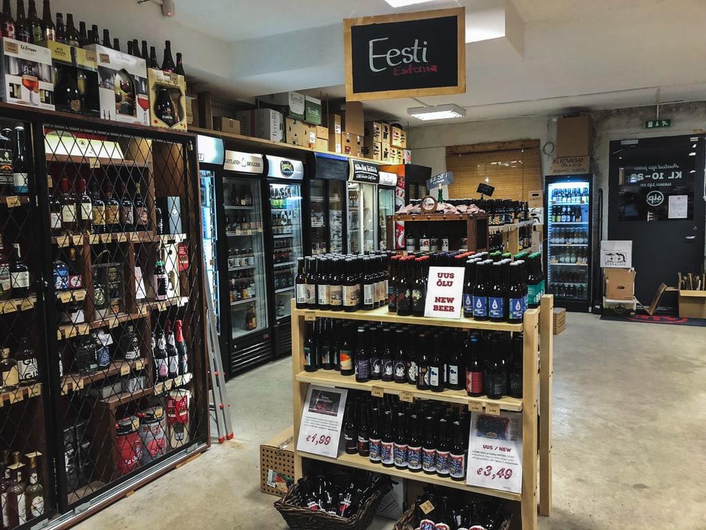 Craft Beer in Tallinn: Where to Drink Estonian Beer in the Capital SIP Tallinn
