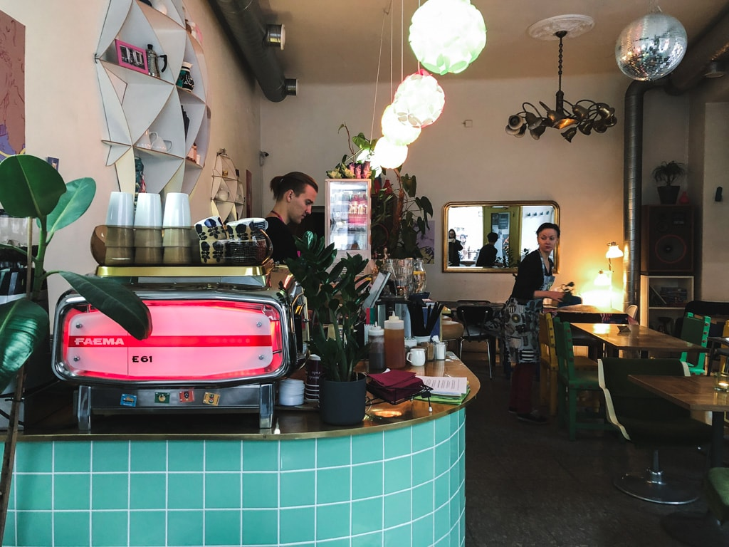 Tallinn Cafes: Where to Find The Best Coffee in Tallinn, Estonia Kohvik August in Old Town