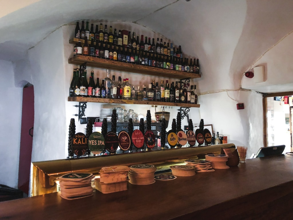 Craft Beer in Tallinn: Where to Drink Estonian Beer in the Capital Porgu Brasserie
