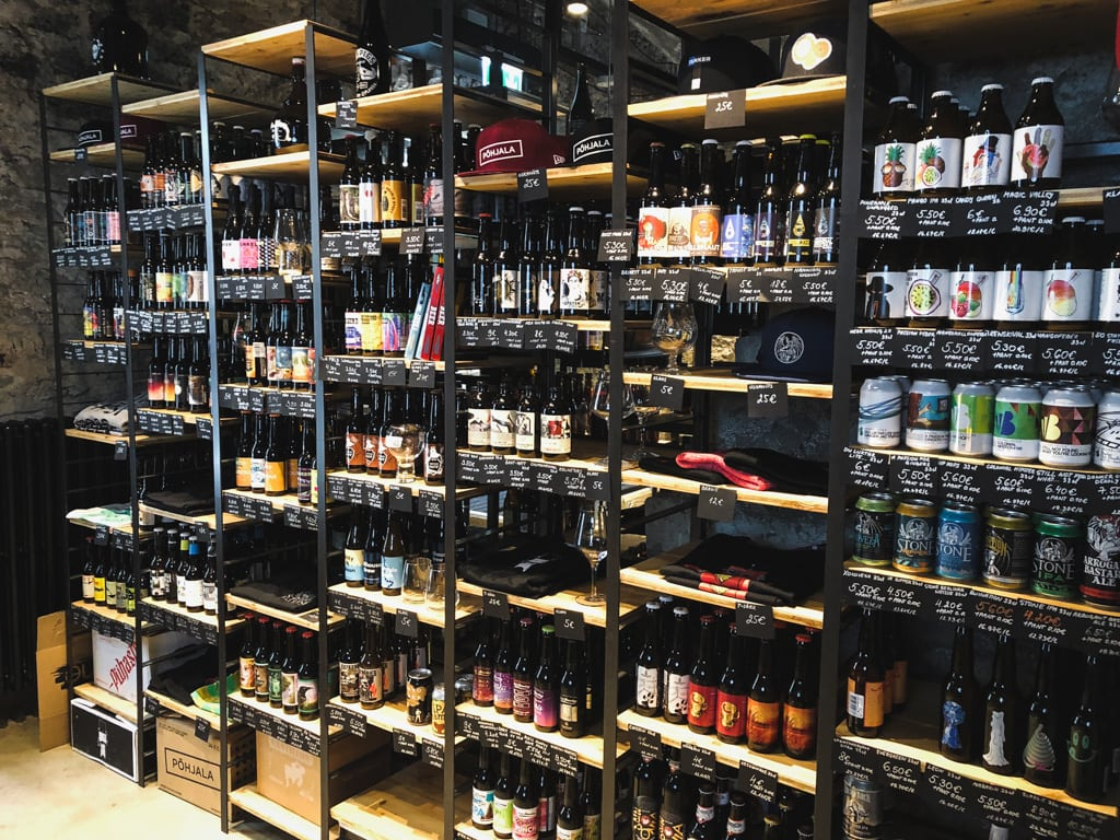 Craft Beer in Tallinn: Where to Drink Estonian Beer in the