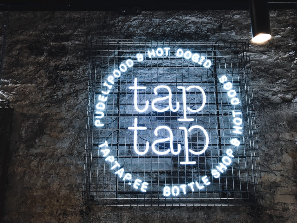 Craft Beer in Tallinn: Where to Drink Estonian Beer in the Capital Taptap tallinn