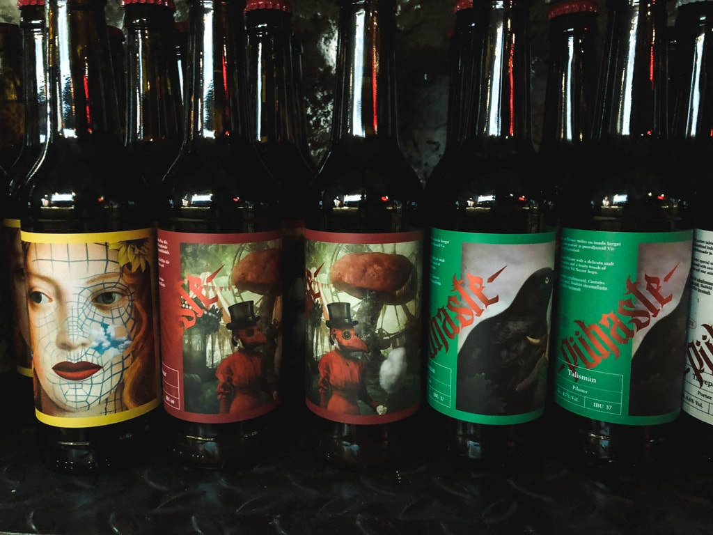 Craft Beer in Tallinn: Where to Drink Estonian Beer in the Capital Brewdog Tallinn