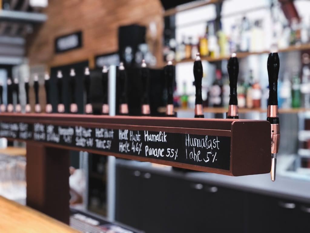 Craft Beer in Tallinn: Where to Drink Estonian Beer in the Capital Humalakoda