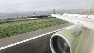 Arriving at Almaty Airport with airBaltic (and What to Do Once You Land)