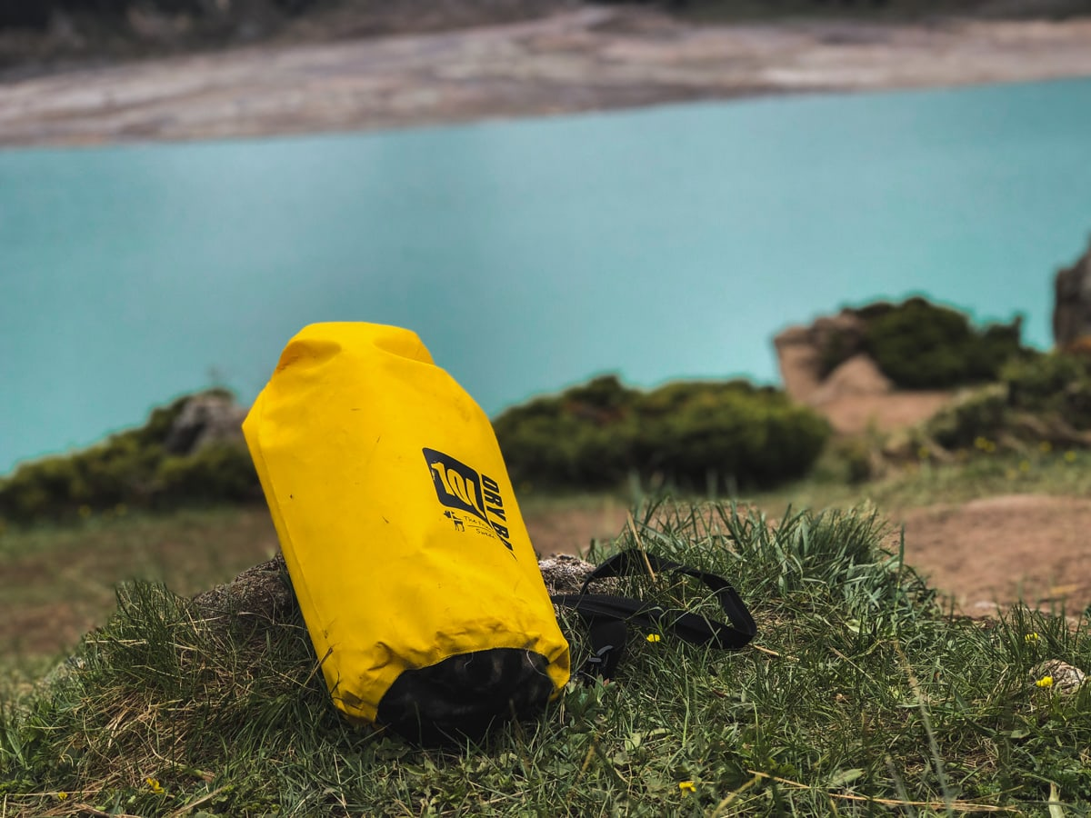 Big Almaty Lake: Everything You Need to Know About the Most Famous Lake in Kazakhstan the friendly swede dry bag