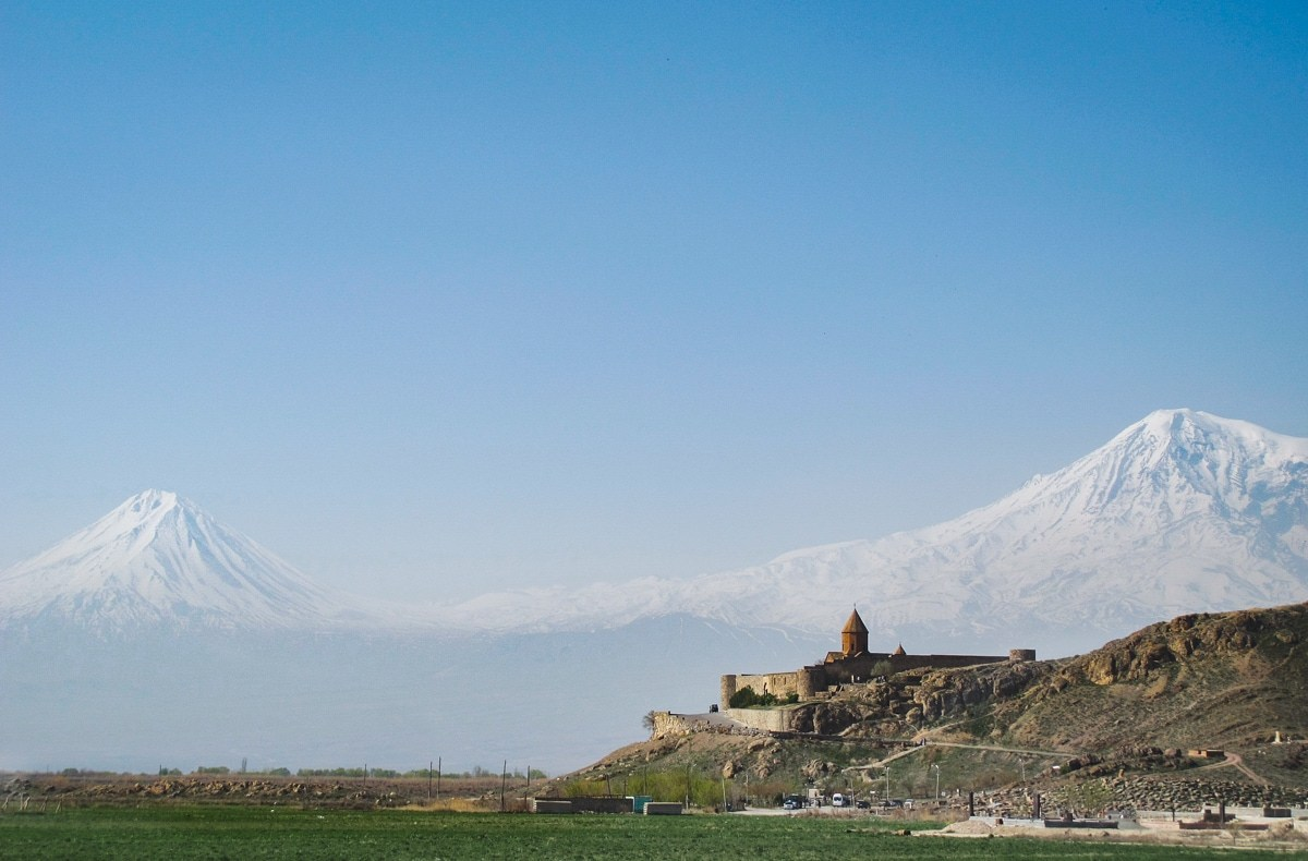 khor virap and ararat Things to Do in Yerevan, Armenia