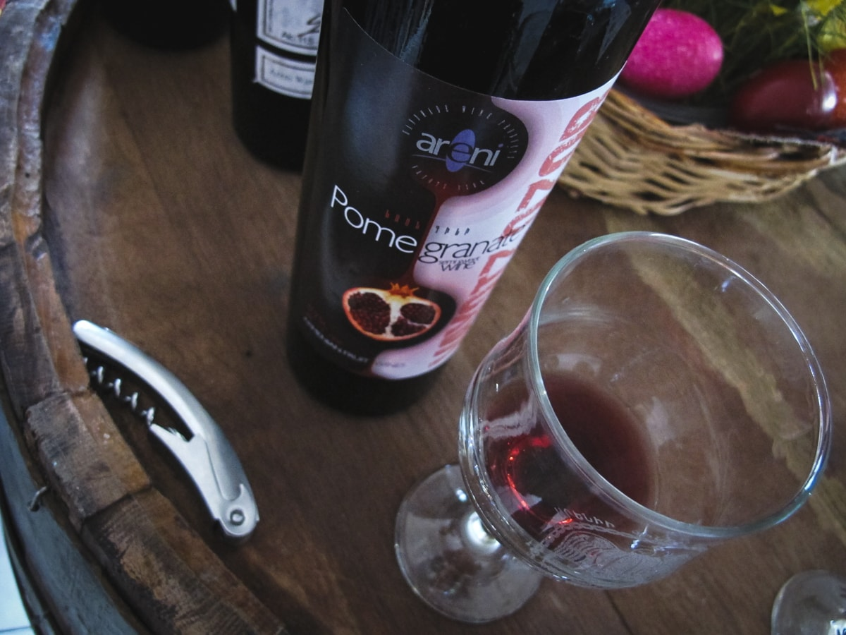 areni pomegranate wine Things to Do in Yerevan, Armenia