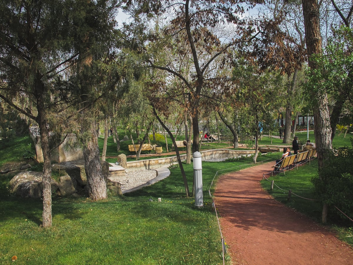 lovers park Things to Do in Yerevan, Armenia