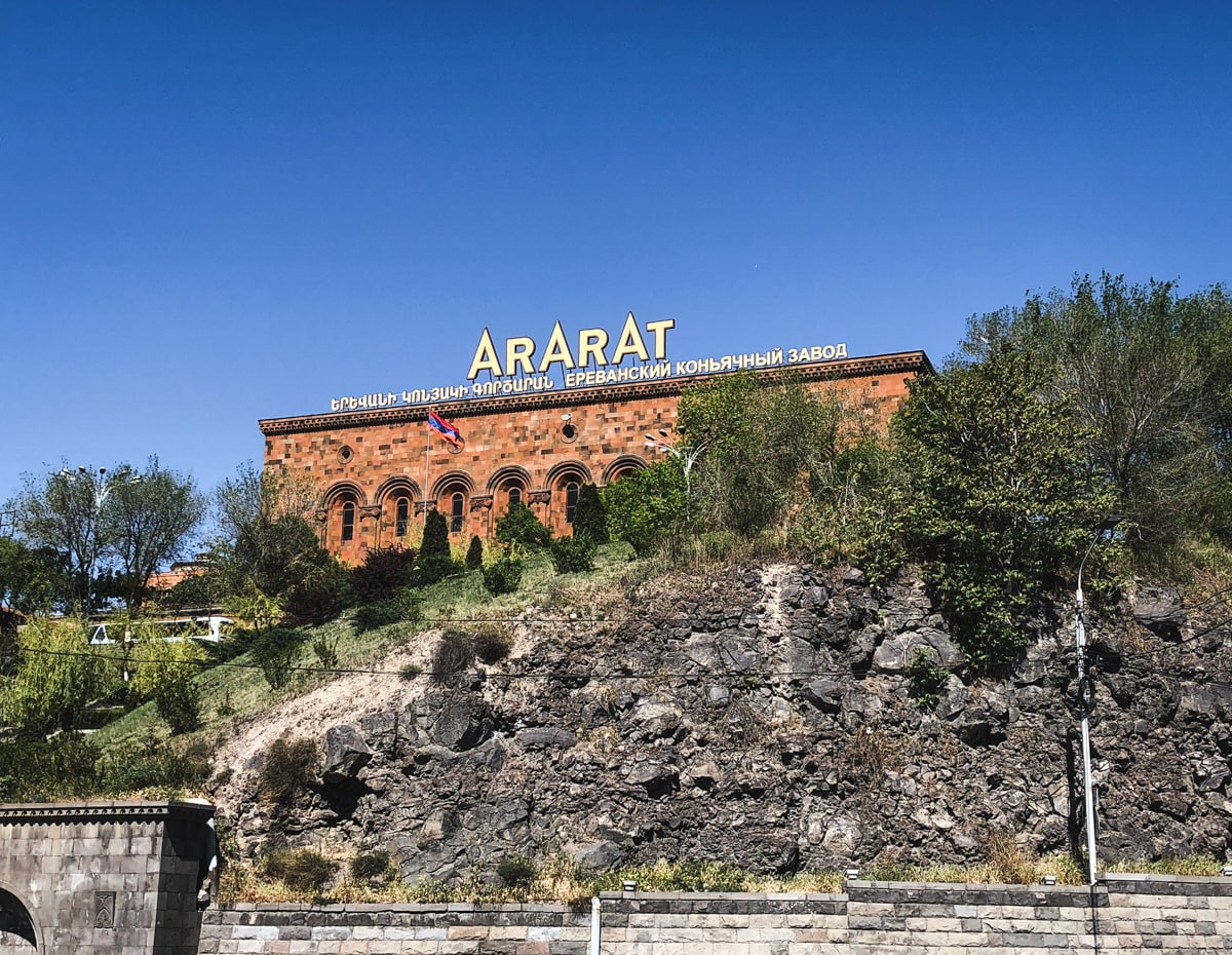 ararat brandy cognac yerevan brandy company Things to Do in Yerevan, Armenia