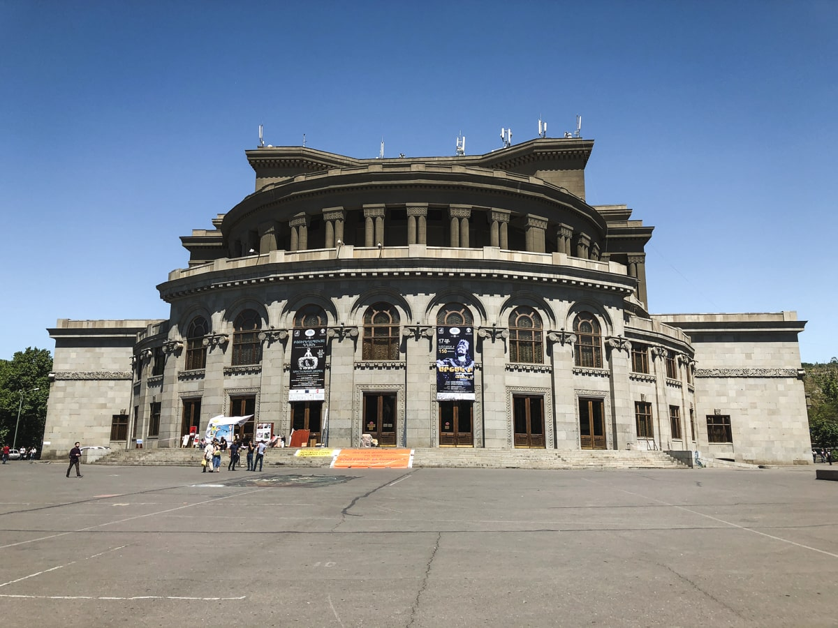 opera Things to Do in Yerevan, Armenia
