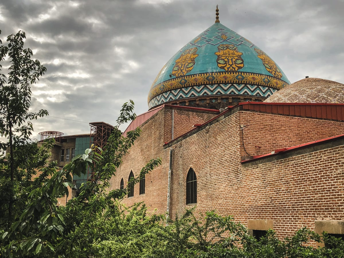 blue mosque Things to Do in Yerevan, Armenia