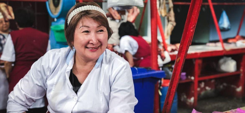 25 Things to Know Before You Visit Almaty, Kazakhstan green bazaar