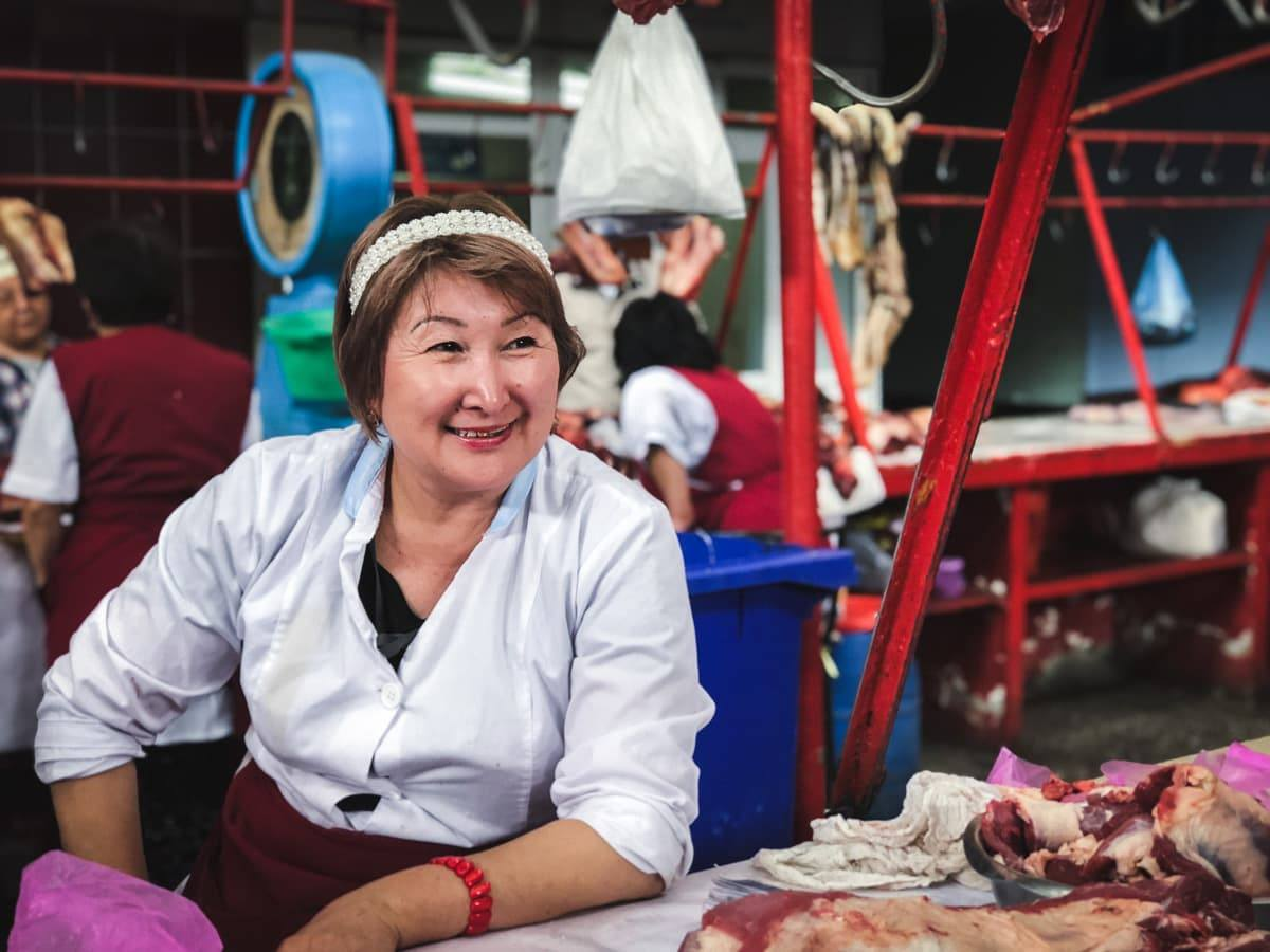 25 Things to Know Before You Visit Almaty, Kazakhstan green bazaar