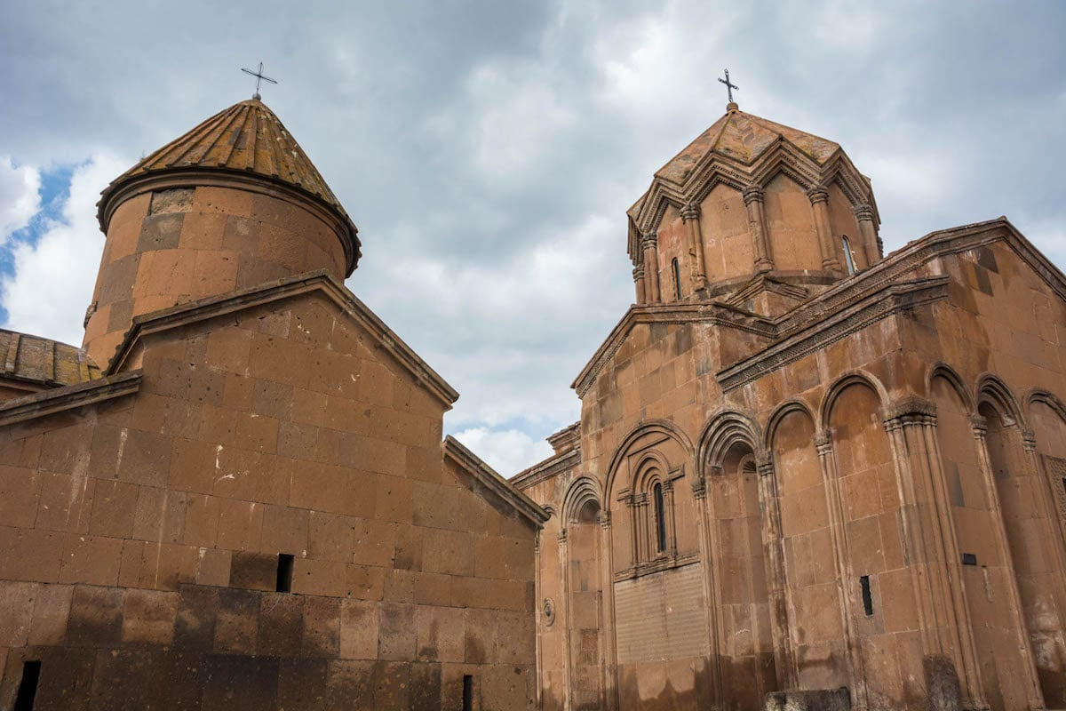 25 Amazing Places to Visit in Armenia - Gyumri Monastery - Photo from Alex Reynolds from Lost with Purpose Travel Blog