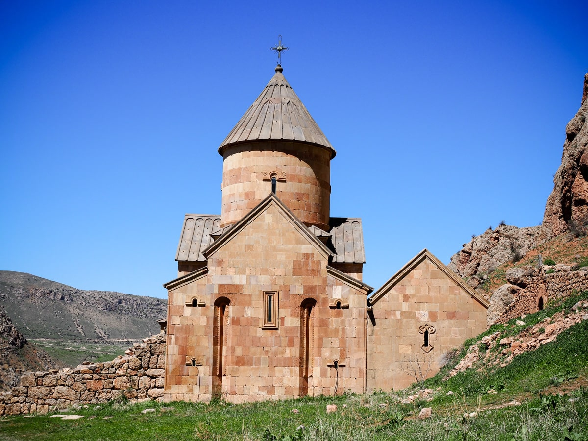 25 Amazing Places to Visit in Armenia - Noravank Monastery - Photo from Emily Lush from Wander-Lush Travel Blog