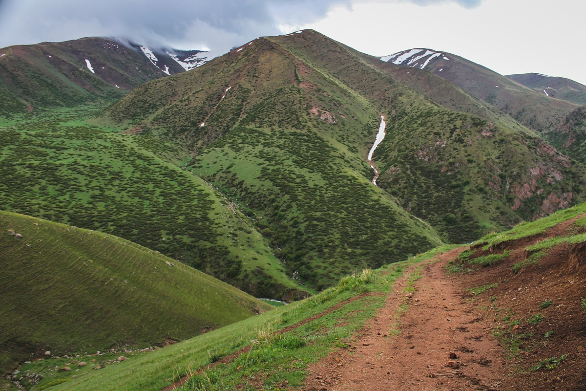 Central Asia Travel Tips: 50 Things to Know and Do Before You Visit kyrgyzstan hiking
