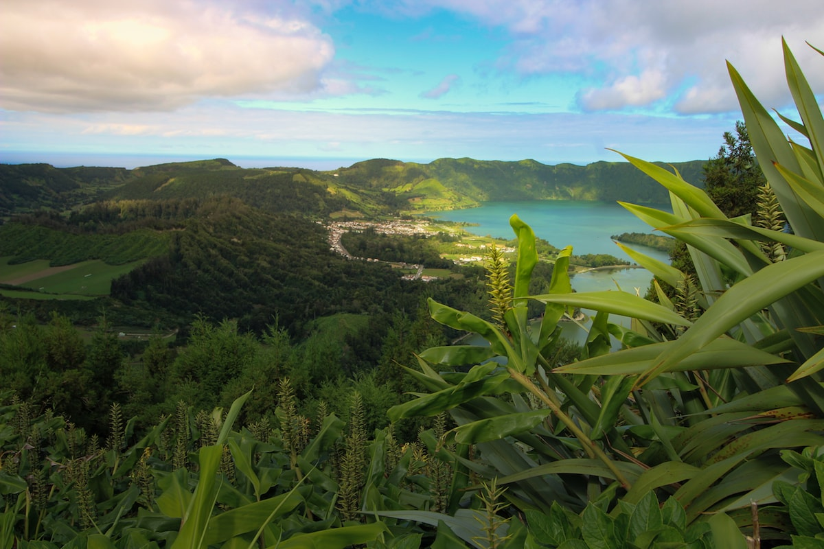 Best Azores Tours: How to Visit Sao Miguel, Azores Without a Car sete cidades