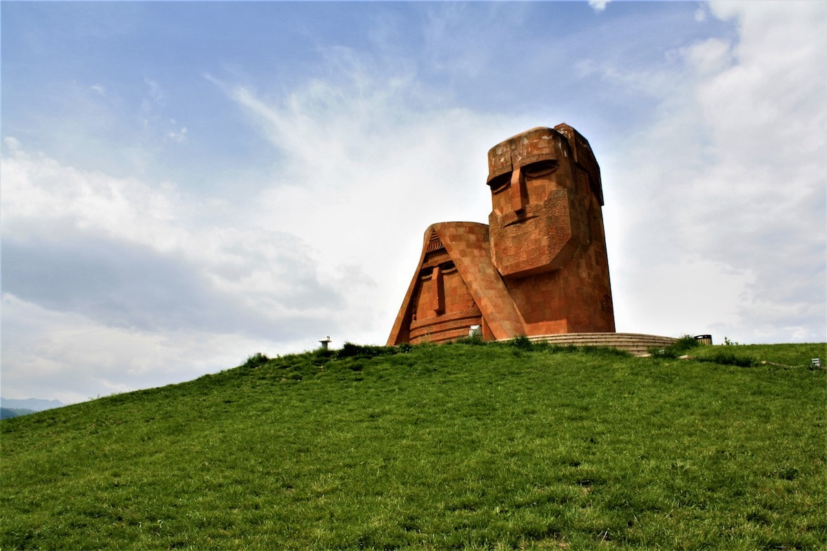 25 Amazing Places to Visit in Armenia - Stepanakert, Nagorno Karabakh or Artsakh - Photo from Richard Collett from The Travel Tramp Travel Blog