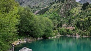 Lake Issyk, Kazakhstan: A Turquoise Slice of Tragic History and Pleasure Near Almaty