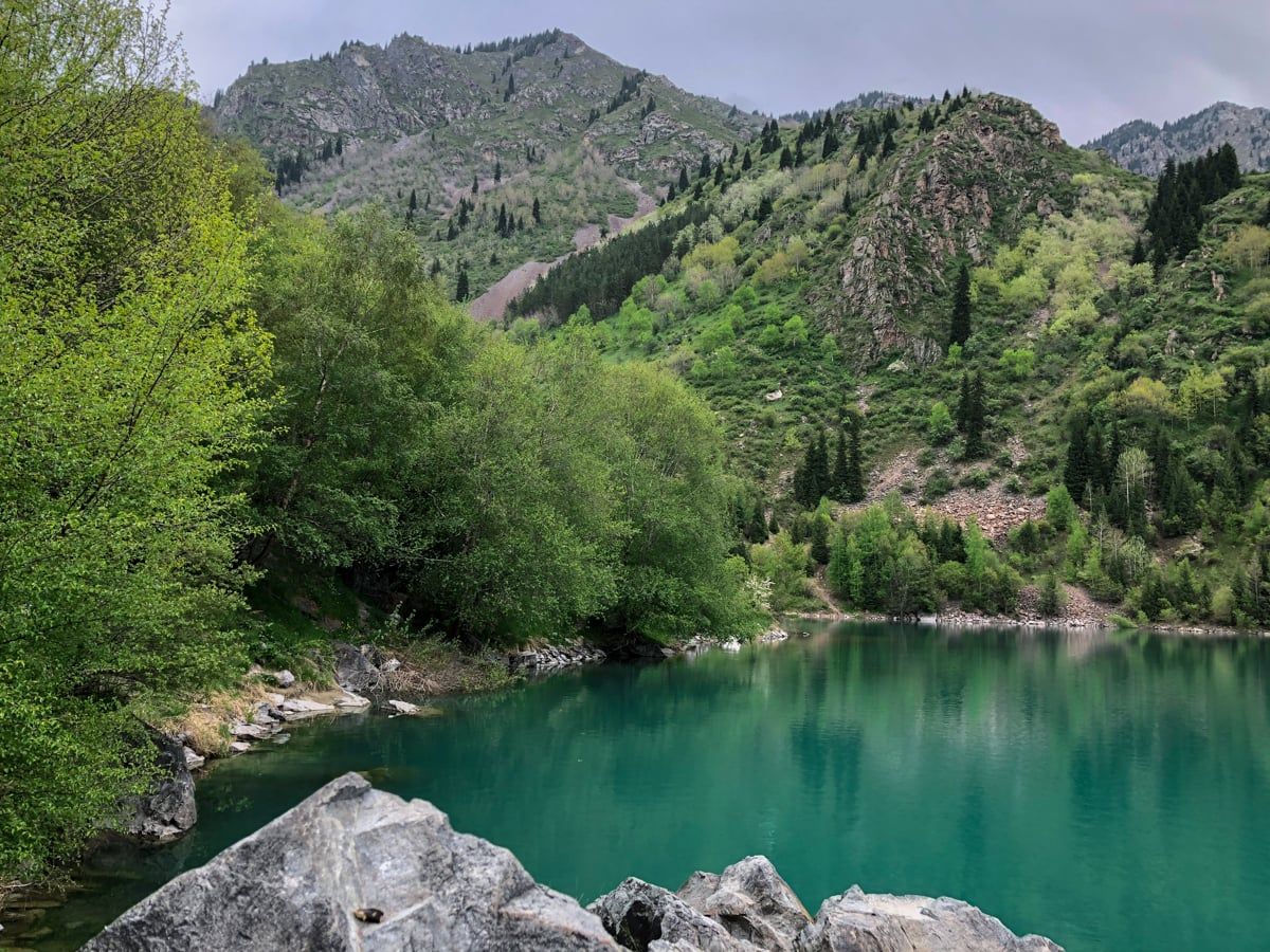 Lake Issyk, Kazakhstan: A Turquoise Slice of History and Pleasure Near Almaty