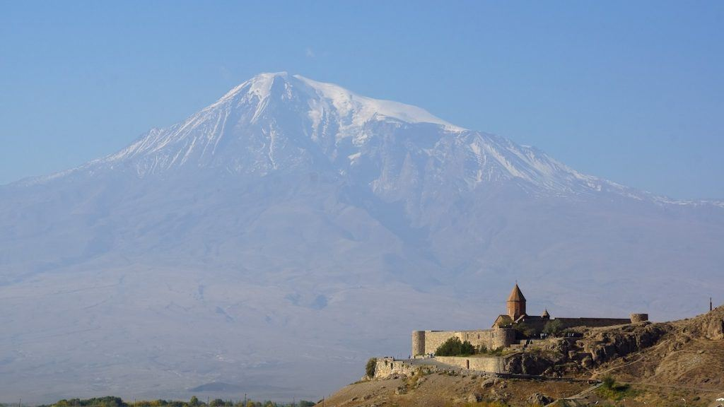 Places to visit in Armenia- Khor Virap