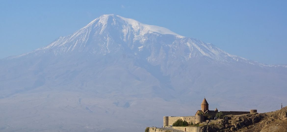 25 Amazing Places to Visit in Armenia - Khor Virap