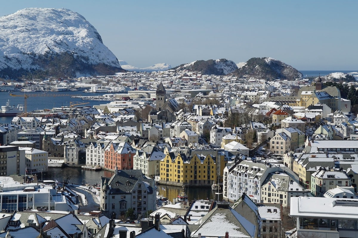 alesund norway off the path scandinavia