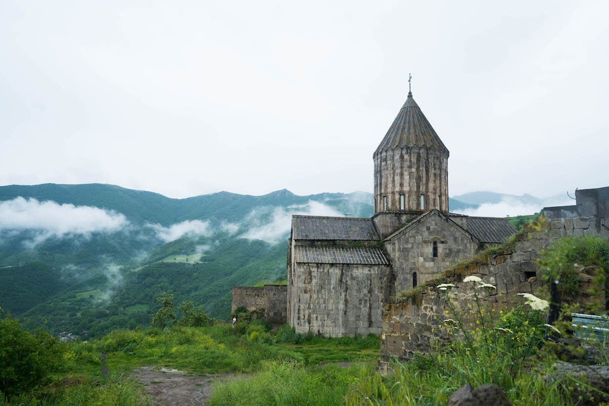 25 Amazing Places to Visit in Armenia - Tatev Monastery - Photo from Kay Rodriguez from Jetfarer Travel Blog
