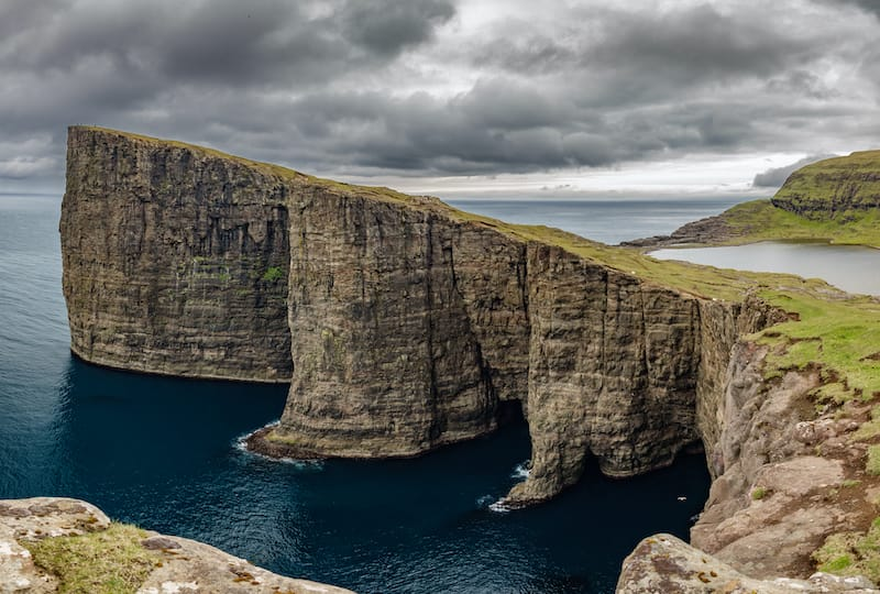 Best Faroe Islands tours and excursions- Vagar Island