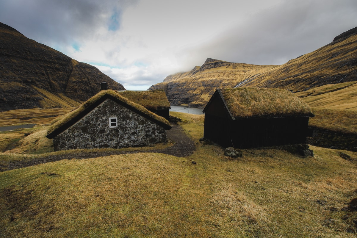 Saksun on Streymoy - Visit Faroe Islands: A Guide to the Best Views and Photography Spots