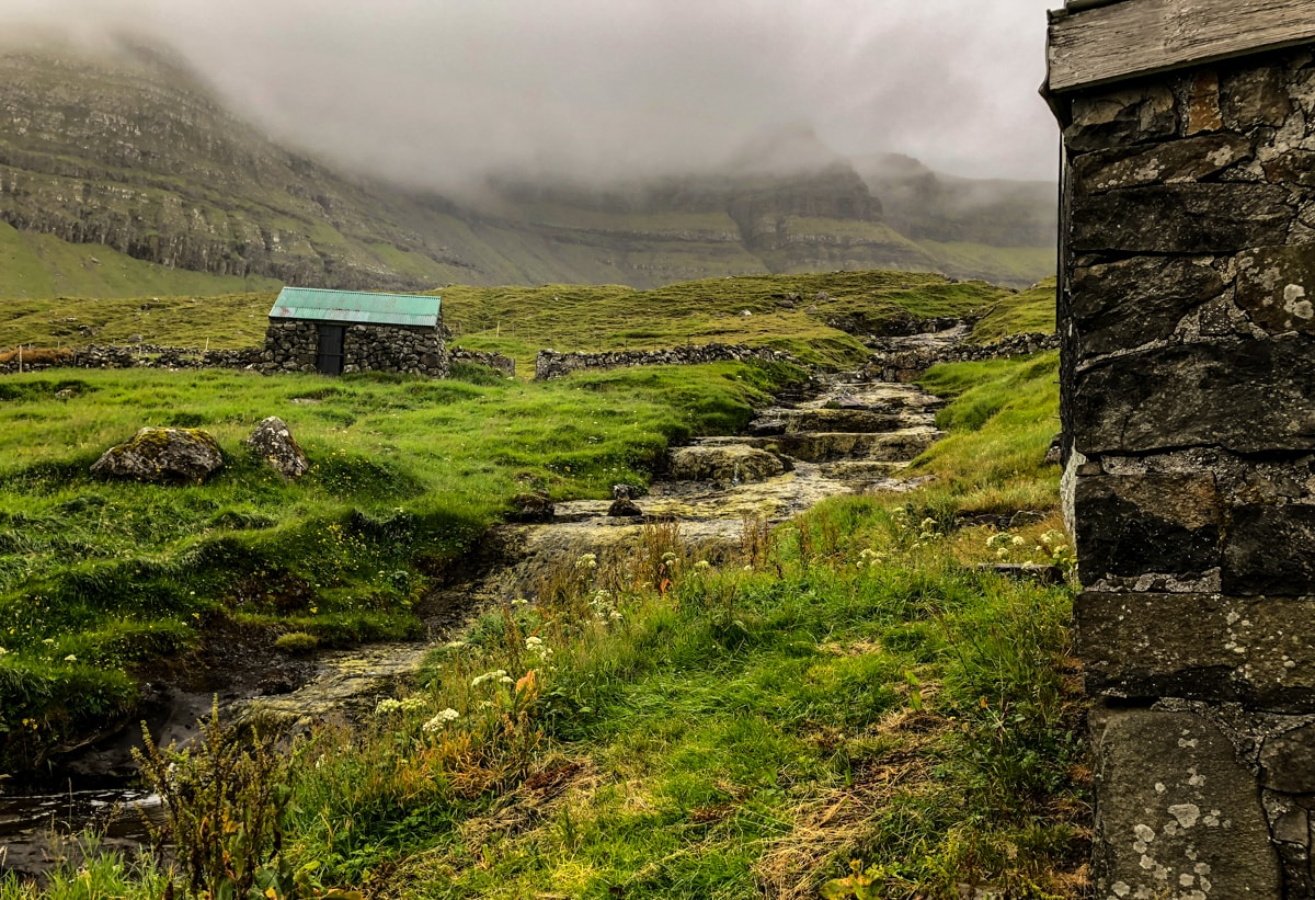 Muli on Bordoy abandoned village - Visit Faroe Islands: A Guide to the Best Views and Photography Spots