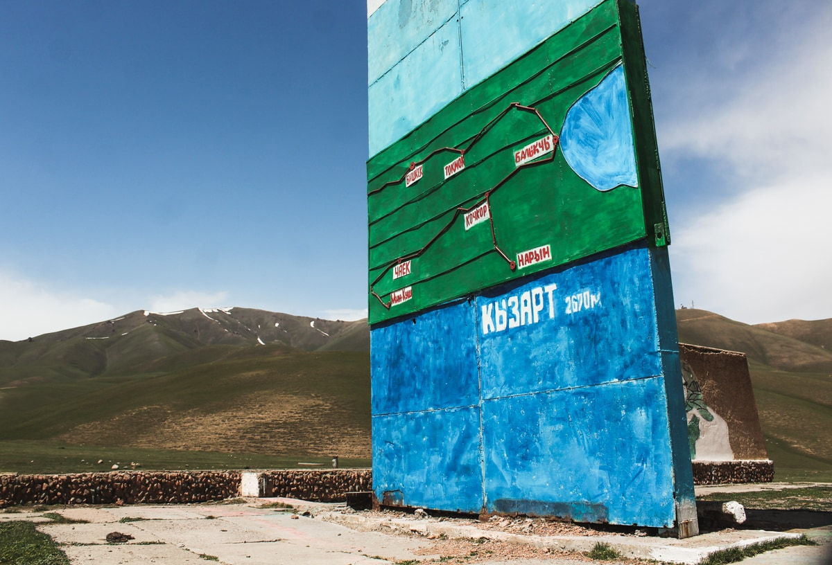 From Kyzart through Kilemche: Starry Song Kul Nights Trail in Kyrgyzstan kyzart village starting point